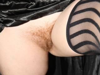 Mmmm, your pussy look delicious to me! Wanna get my face between your sexy legs and lick your wet pussy until you beg me for more!