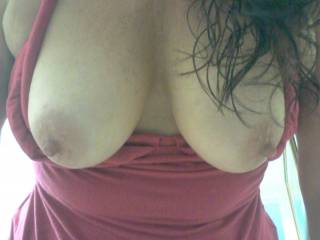 I'll fuck those beautiful tits with my hard cock as long as you use your mouth on the head as it pokes out 😏