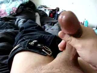 I would love to suck that out of you or ride that big hard cock until you shoot inside of me