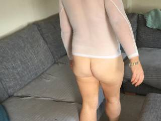 Fotos of my wife in pantys