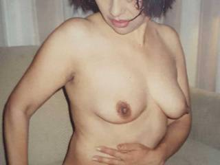 Lucy is a Horny Latin Slut