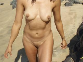 Naked Asian GF. Like a taste?? ;-)~