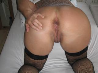 i love to fuck you in this position please hold my cock and stick it in your ass