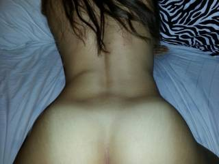 this pic is so hot...the ass..wow....fuck her good