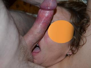 Nice cock , Like 2 see it fuck G F pussy while ashe sucks me off MMMMM