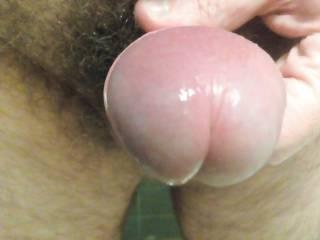 Do you like my cock head?