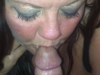 Madison loves to suck cock
