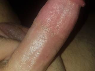 Just showing off my dick for your pleasure