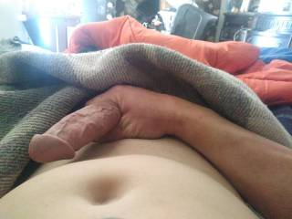 Pic of my cock in my hand