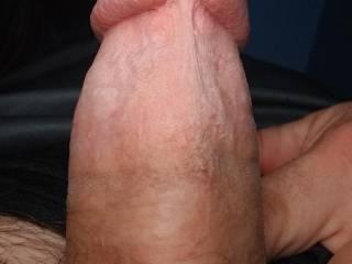 My medium sized, average, nothing speacial dick. Hard as fuck!