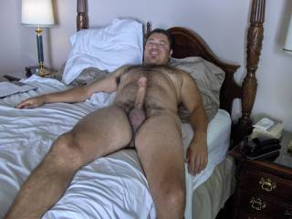Love to lick those balls then deepthroat you and take your Hot load down my throat!!