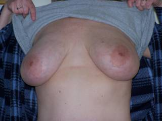 may i suck and milk those tits please?