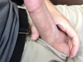 I was having dirty thoughts, got real hard, wanted to share :)