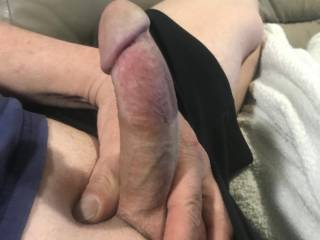 was stroking as i was in chat room as men told me how they wanna fuck my wife..