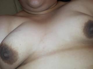 Before his cum shot