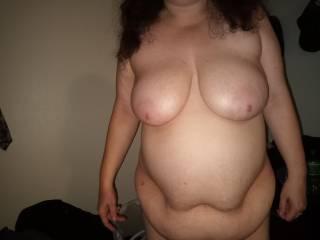 a big beautiful woman is she not