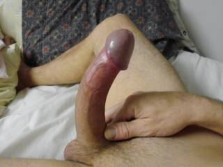 being my curious self, that looks like the cock that I would like to try, and I know I could, deepthroat you right to your balls.