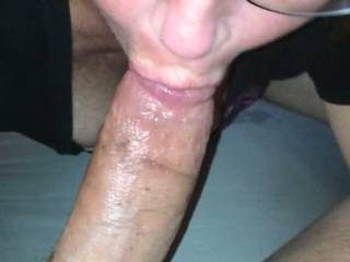 She loves to ride my cock and love my cum anywhere she can get it