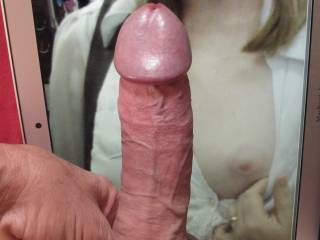 Some fat cock for this sweet girl! You're SO hot!