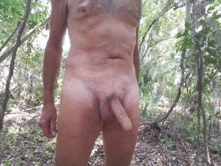 I took this photo for zoig and my cock started to get hard just thinking that you and many others will see it and enjoy.