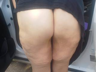 juicy white ass