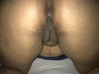 She loves when her husband eats my cum out of her pussy
