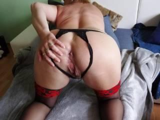 Wife horny holes