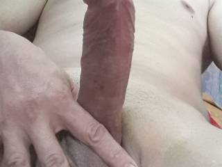 My dick is waiting her pussy.