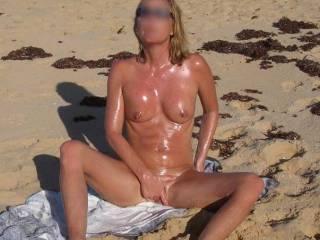 id love to squirt my spunk over ur tits, i cum loads see pics mmmmm infact id luv to fuk ur tight pussy mmmmmmmmmmmmmmmm wat a babe x