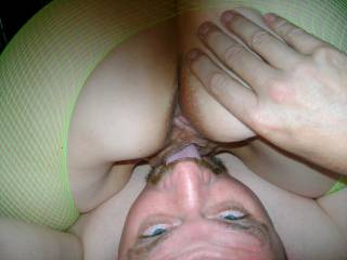 I bet you love to taste my hard cock along with her sweet pussy too Mmmmmm