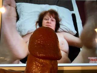 Shutterbug58 asked if I would tribute his wife  She loves tributes ! go ahead guys and show the Mrs shutterbug58 all those rigid poles she\'s waiting for you