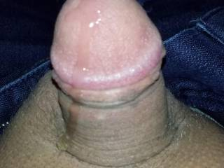 My tiny dick leaking