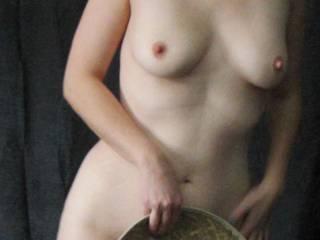 OMG, hott body, succulent TITS  MMMMMM i would have fun watching you strip !!
