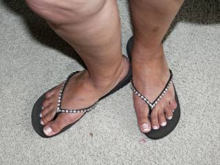 Sexy feet?