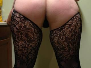 Sexy wife's ass
