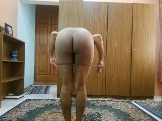 Bending For You to Fuck My Ass :)
