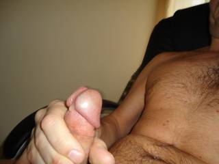 me wanking my hard cock and cumming for all you zoigers!