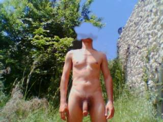 One Of My Old Pic Outdoor (15 years ago..... more or less)