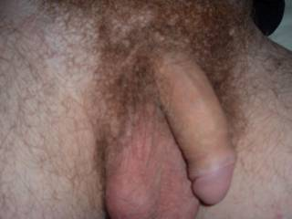 my cock was just waiting to be shaved!!!