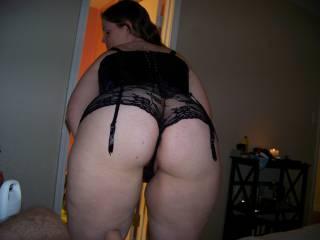 Busty\'s  Beautiful ass