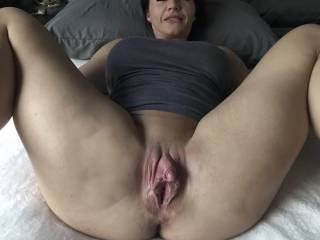 Can you tell how much my cunt loves BIG cock?