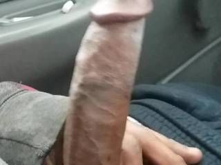 Got horny and wanted to imagine your pussy riding my long bbc...