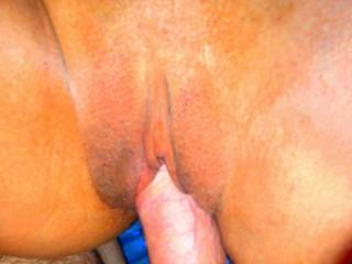Sliding his cock into my tight Asian pussy~!! Mmmmm~! Love that first entry!! How about you??