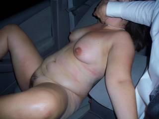 Erotic naked brazilian waxing