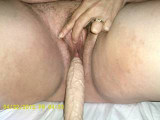 is it a double dildo --- would you use it on my wife??? ;-)