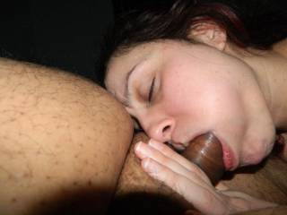 mouth full of dick