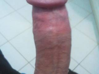 Nice cock mate I think ours would be great together but we can only show more to see