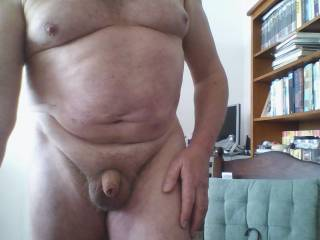 big belly  small flacid dick