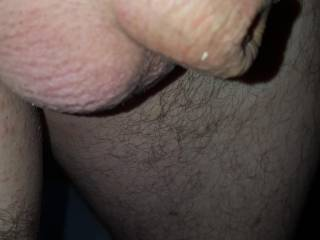 My new boyfriend sent me this... what do you think of his little dick?