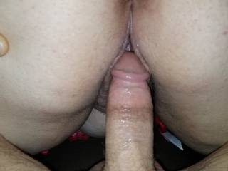 thick cock filled me up